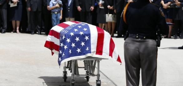 Number Of Police Officers Killed By Gunfire Fell 14 Percent In ... - npr.org