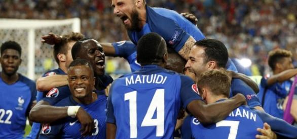 Equipe de France de Football -