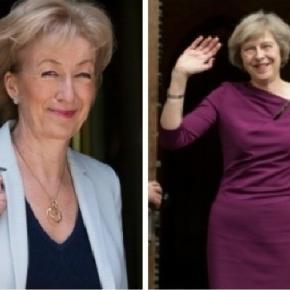 Andrea Leadsome și Theresa May cele două candidate la fotoliul de prim-ministru