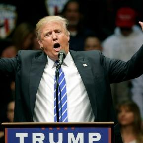 The Trump campaign makes yet another shift. Is there trouble in ... - rare.us