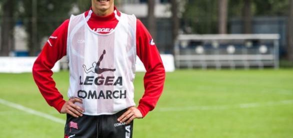Bartosz Kapustka podpisał kontrakt z Leicester City