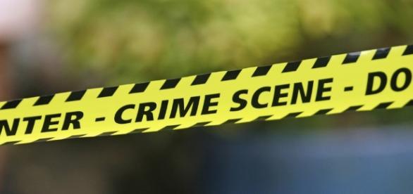Flickr rendition of crime scene