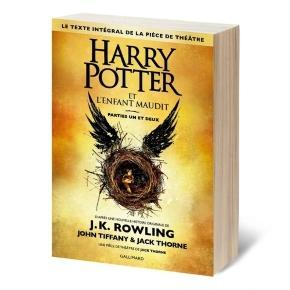 #Harry Potter et l'enfant maudit est déjà un best-seller - ubergizmo.com