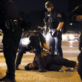 Black Lives Matter leader arrested as protests spread across the ... - pbs.org