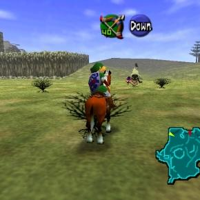 Ocarina of Time Walkthrough – Ice Cavern – Zelda Dungeon - zeldadungeon.net