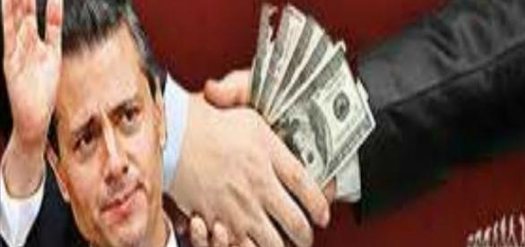 La corrupción flagela a México