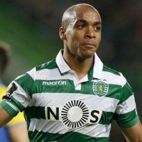 João Mário, médio do Sporting, está de saída