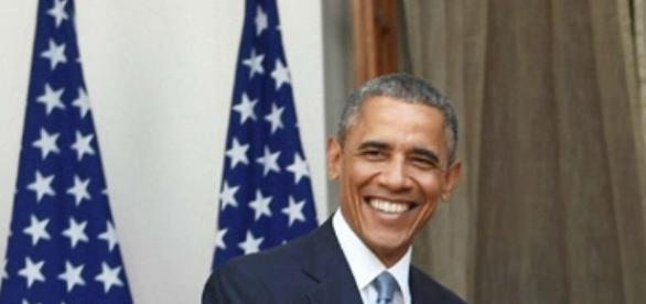 US President Barack Obama / Photo via VinyS, Own work