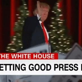CNN relève que la presse russe accorde une large couverture à Trump