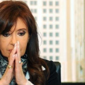 Ex presidente Cristina Fernández de Kirchner