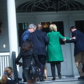 Hillary Clinton's Health: Did She Have A Seizure On Camera? - inquisitr.com
