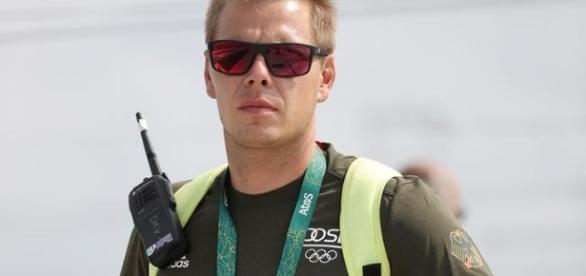 Stefan Henze, antrenorul echipei de canoe slalom a Germaniei