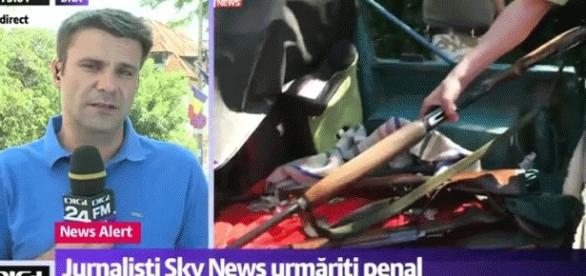 La presse et les autorités roumaines craignent la détérioration de l'image de leur pays