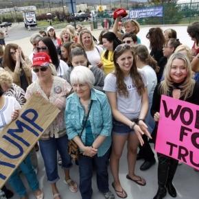 Meet the Women Who Support Donald Trump - voanews.com
