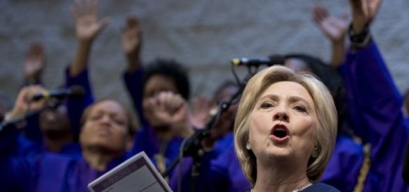 Trump Attacks Hillary Clinton's Faith at a Conference of ... - theatlantic.com