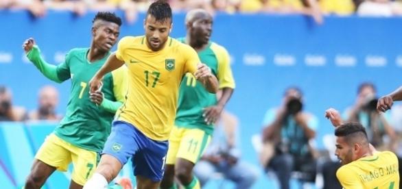 O Brasil parte à conquista da medalha de ouro nos Jogos Olímpicos