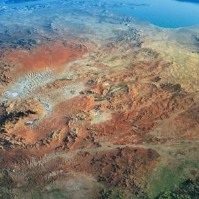 Google Maps arată harta Australiei.