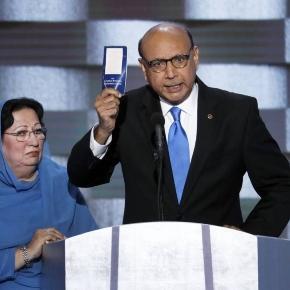 Khizr Khan's Speech, Ghazala Khan's Comments and Donald Trump's ... - wsj.com