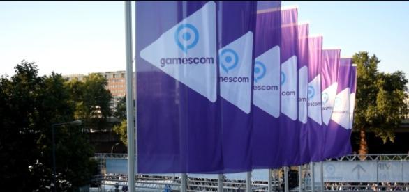 Die gamescom 2016. Vielversprechend, schon die Menschenmassen am Eingang.