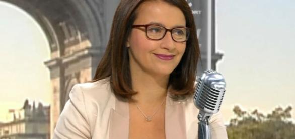 Candidate ecologie Cecile Duflot