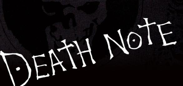 Original Death Note logo, used for promotion. Photo Source: Wikimedia Commons