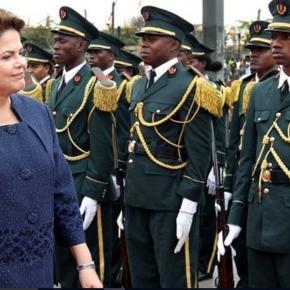 Dilma e o polêmico elogio aos militares