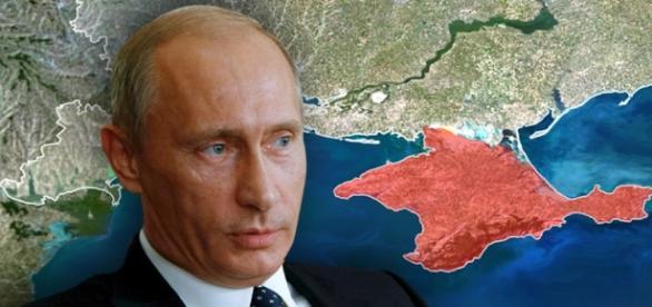 Dla ciemnych sił na Zachodzie Putin, nie przelewający krwi na Krymie, jest gorszy od terrorystów. tvn24.pl