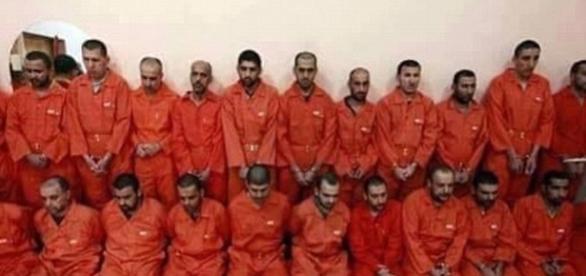 Guvernul irakian a executat 36 de jihadiști care sunt responsabili de masacrarea a 1,700 de recruți ai armatei irakiene în Tikrit