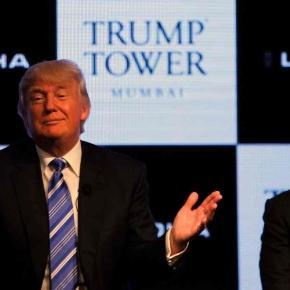 Donald Trump at Pune ...hindustantimes.com