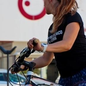 Escola quer alunos e funcionários a andar de bicicleta