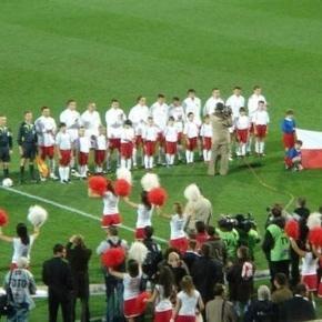 Reprezentacja Polski (fot. Justyna Borowiecka)