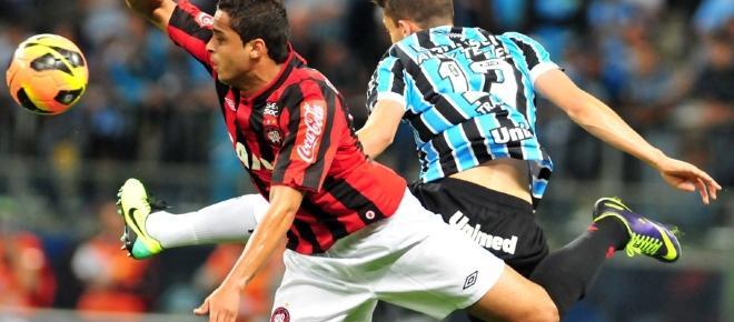 Assistir Atlético-PR x Grêmio ao vivo 21/09/2016