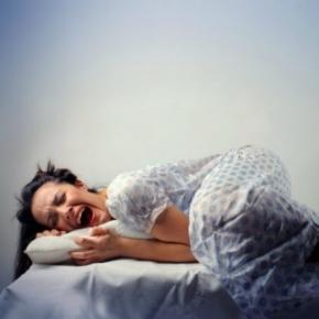Escalofriante trastorno del sueño