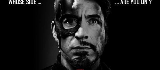 Revelan que 'Capitán América: Civil War' sin censura podría mostrar dos nuevos personajes