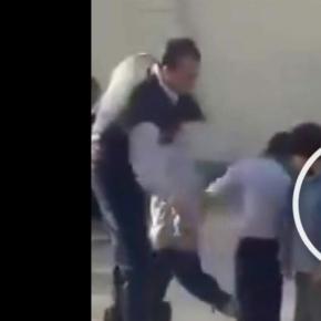 Skandaliczne zachowanie nauczyciela w islamskiej szkole