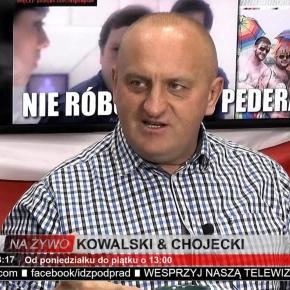 Marian Kowalski ostro o obecnej rzeczywistości w Polsce, w Europie i na świecie.
