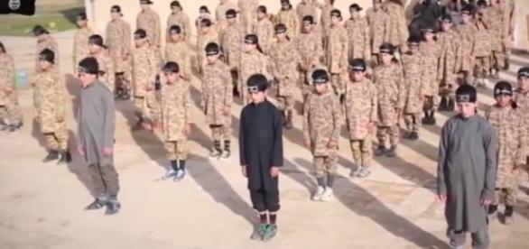 ISIS Training Child Soldiers as Young as 5 to Carry Out Fatal Acts ... - christianpost.com