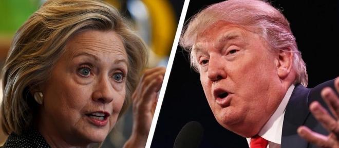 Trump responde à acusação de Hillary sobre o movimento Ku Klux Klan