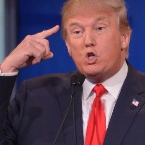 GOP debate: No one outshines Donald Trump - screencap CNNPolitics.com - cnn.com