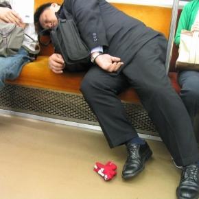 Karoshi, la sociedad japonesa es muy estricta