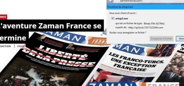 Zaman France préfère protéger ses abonnés et lecteurs en cessant de paraître