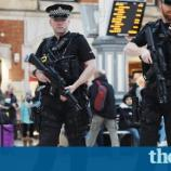 Met deploys 600 extra armed police to patrol London's streets (Photo credits: www.theguardian.com)