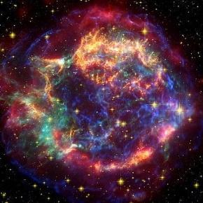 Explozii de raze gamma - cele mai puternice