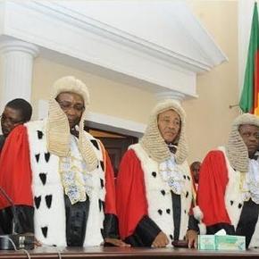 Les juges du Tribunal Criminal Spécial de Yaoundé/ Cameroun