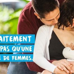 Unicef : sa campagne sur l'allaitement fait polémique sur Twitter ... - cosmopolitan.fr