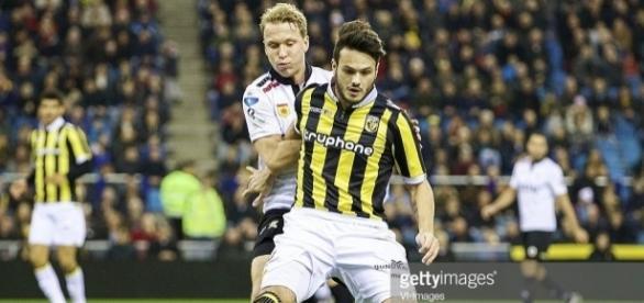 Waleri Kazaiszwili występował ostatnio w Vitesse