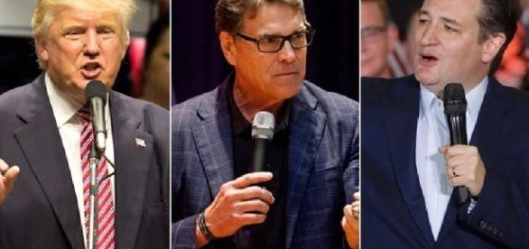 Analysis: Friends with no commitments -- Trump, Perry and Cruz | KGBT - valleycentral.com