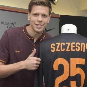Wojciech Szczęsny znów będzie reprezentował barwy Romy