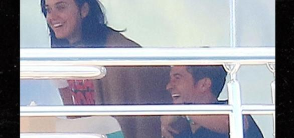 Katy Perry y Orlando Bloom pasan romántico fin de semana