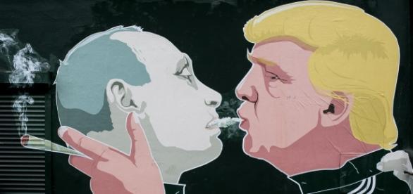 Trump -Putin - Make everything great again - CC BY